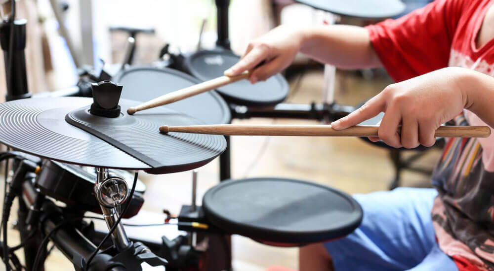 best cheap electronic drum sets for beginners