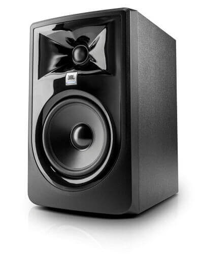 JBL 305P MkII Studio Monitors