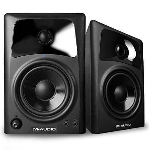 M-Audio AV42 Compact Studio Monitor Speakers