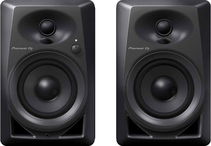 Pioneer DM-40 Studio Monitors