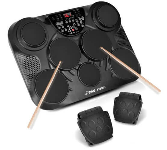 The 10 Best Cheap (Under $500) Electronic Drum Sets for