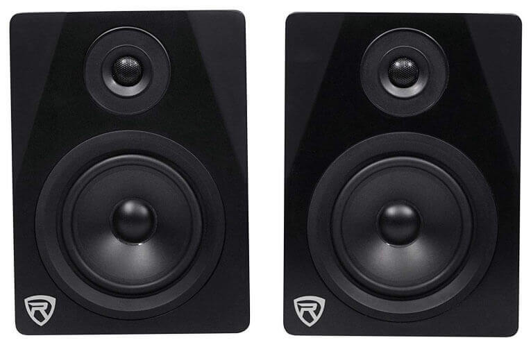 Rockville APM5B USB Studio Monitor Speakers