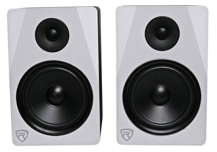 Rockville APM8W USB Studio Monitor Speakers