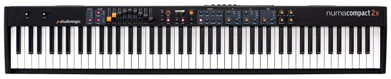 Studiologic Numa Compact 2x digital piano
