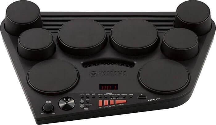 Yamaha DD-75 Portable Digital Drums