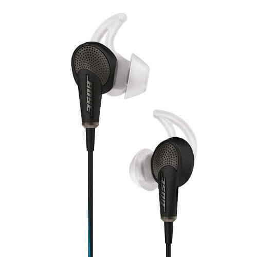 Bose QuietComfort 20 Noise-Canceling Earbuds