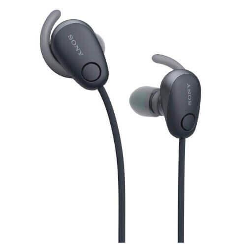 Sony WI-SP600N Wireless Noise-Canceling In-Ear Earbuds