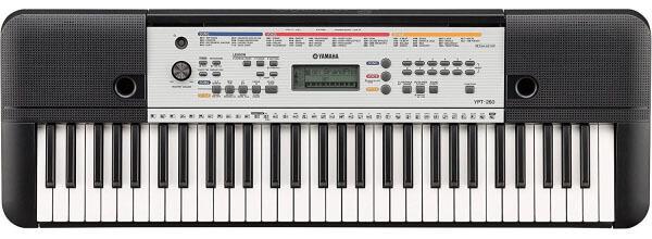 Yamaha YPT-260 61-Key Portable Keyboard