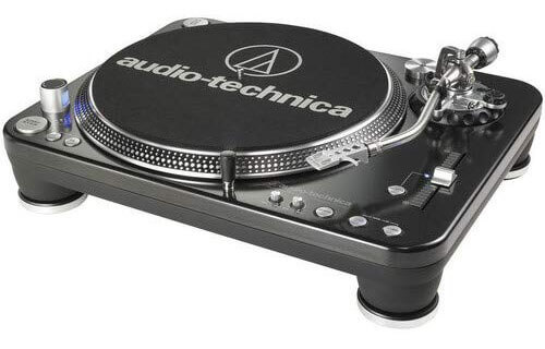 Audio-Technica AT-LP1240-USB DJ Turntable