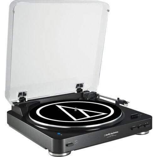 Audio-Technica AT-LP60-BT Bluetooth Wireless Turntable