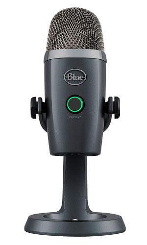 Blue Yeti Nano Condenser USB Mic