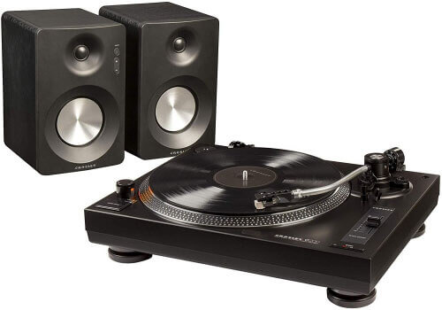 Crosley K200A Stereo Turntable System
