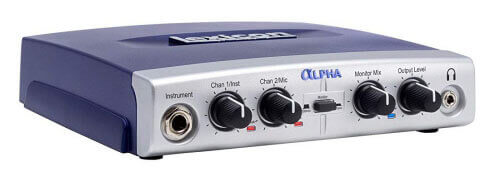 Lexicon Alpha USB Audio Interface