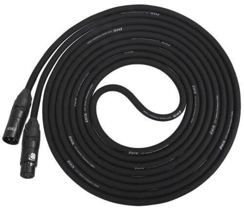 LyxPro Balanced XLR Cable