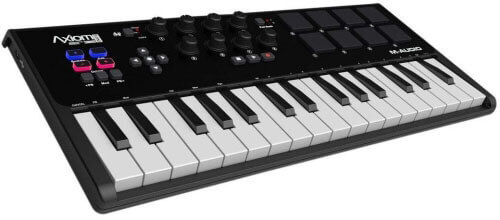 M-Audio Axiom AIR Mini 32 MIDI Keyboard