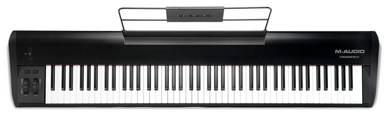 The 10 Best MIDI Keyboard Controllers 2019: Reviews by