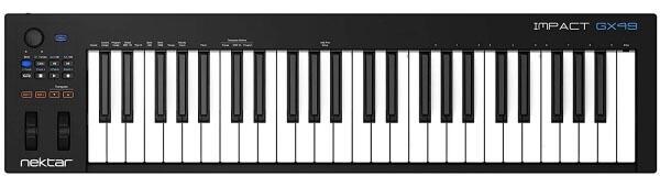 Nektar Impact GX49 Controller Keyboard