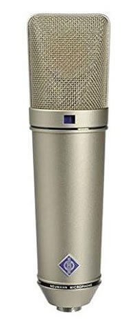 Neumann U 87 Ai Switchable Condenser Studio Microphone