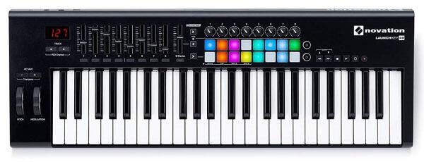 Novation Launchkey 49 MkII USB Keyboard Controller