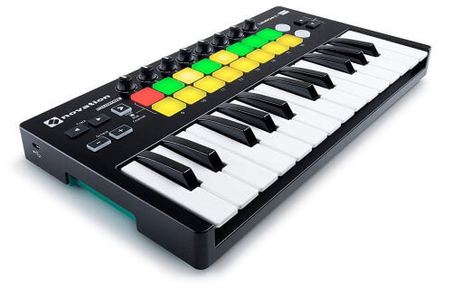 Novation Launchkey Mini MkII Keyboard Controller