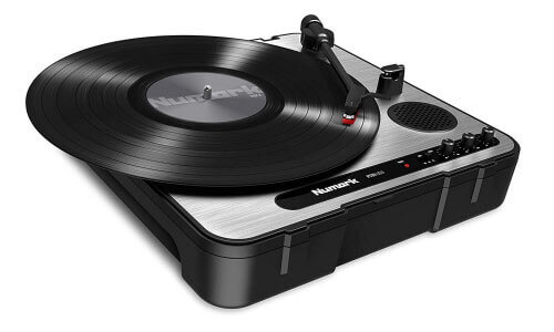 Numark PT01 USB Portable Turntable
