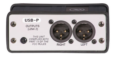 Peavey USB-P Audio Interface
