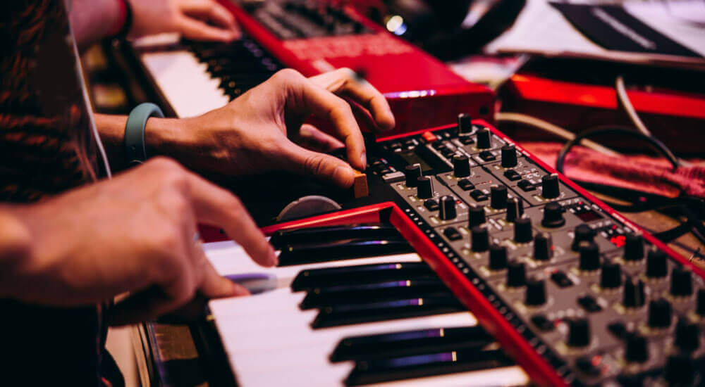 best synthesizer keyboards