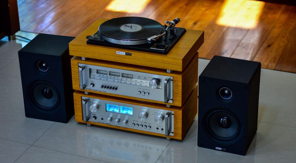 The 7 Best Speakers For Vinyl Record Players Turntables 2020