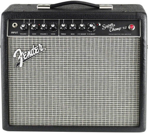 Fender Super Champ X2 Guitar Combo Amp