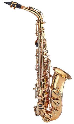 Kaizer ASAX-1000LQ Alto Saxophone