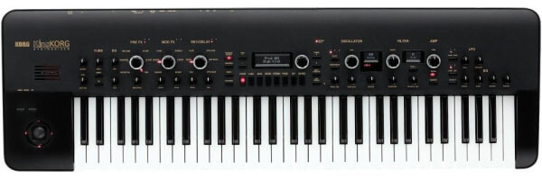 Korg KingKORG 61-Key Modeling Synthesizer