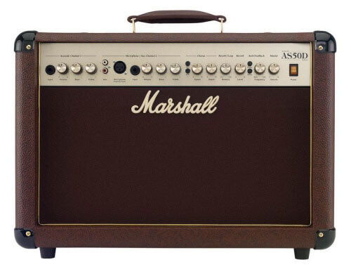 Marshall Acoustic Soloist AS50D Guitar Amplifier