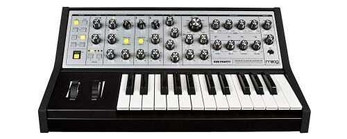 Moog Sub Phatty 25-Key Analog Synthesizer