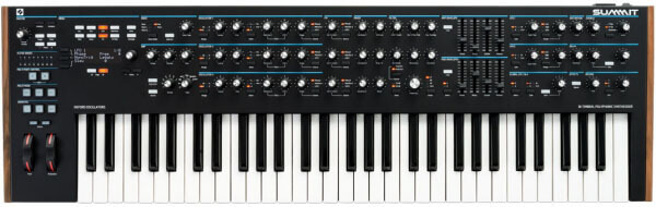 Novation Summit 61-Key Synthesizer