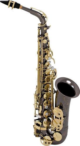 Selmer SAS280 La Voix II Alto Saxophone (Black Nickel)