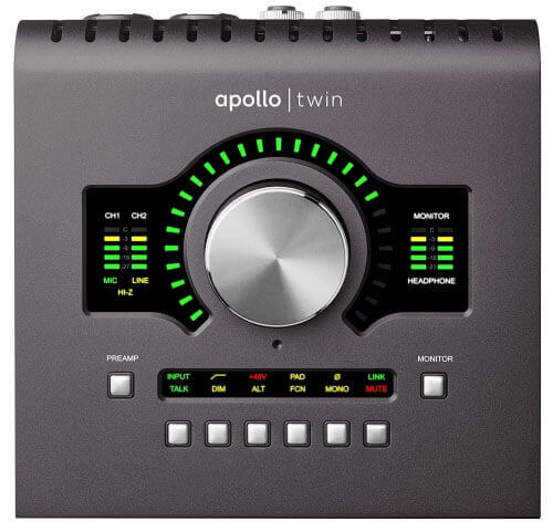 Universal Audio Apollo Twin MkII Audio Interface