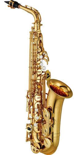 Yamaha YAS-480 Intermediate Alto Saxophone
