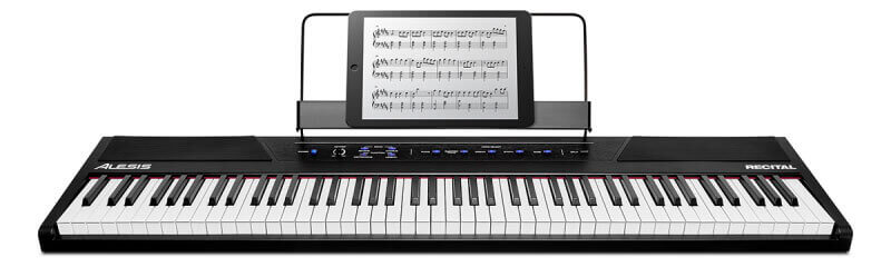 Alesis Recital Beginner Keyboard