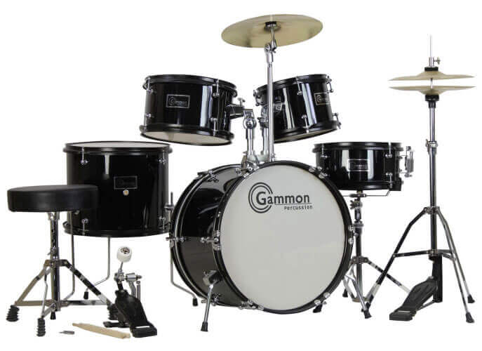Gammon 5-Piece Junior Drum Kit