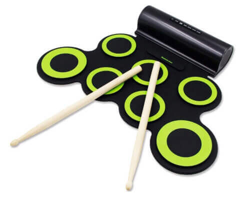 Paxcess Roll-up Electronic Drum Kit