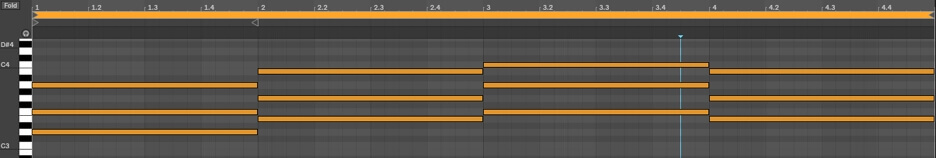 simple chord progression