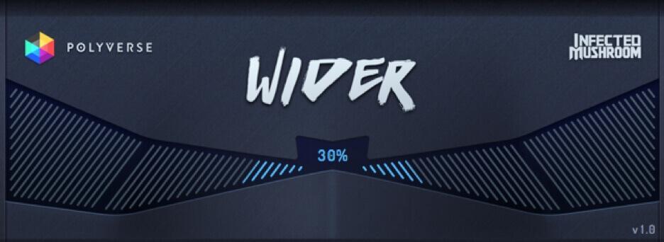Wider plugin