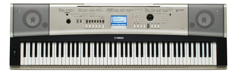 Yamaha YPG-535 Portable Grand Keyboard