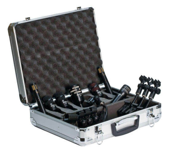 Audix DP7 Drum Mic Package
