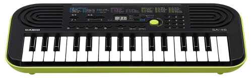 Casio SA-46 32-Key Mini Keyboard