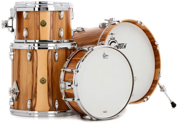 Gretsch Custom 4-Piece Shell Pack