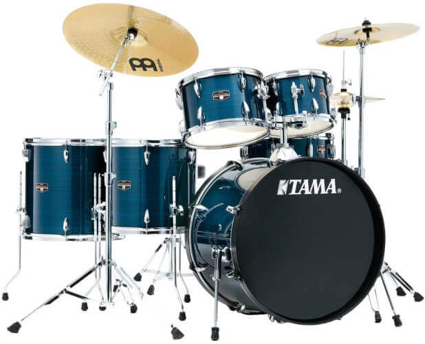 Tama Imperialstar Complete 6-Piece Drum Set