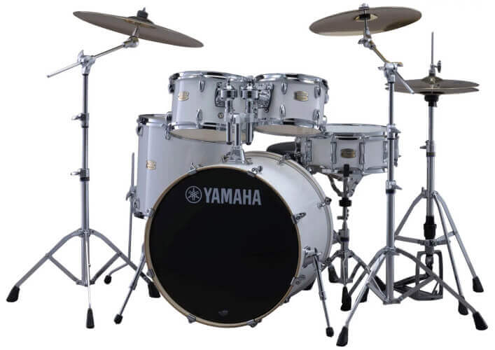 Yamaha Stage Custom Birch Shell Pack