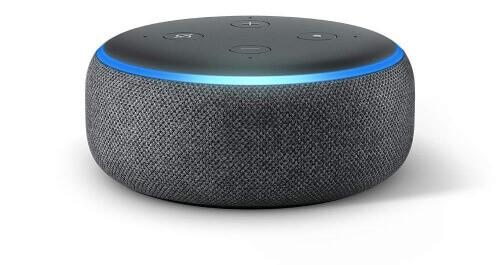 Amazon Echo Dot Smart Bluetooth Speaker