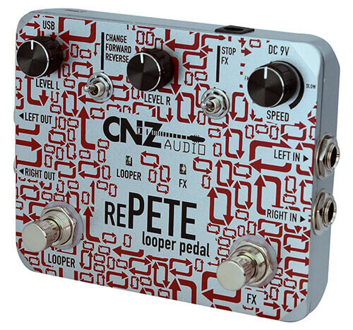 CNZ Audio RePete GLP-50 Looper Pedal